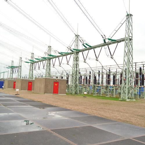 RENSEC on 110kV High Voltage  Stations