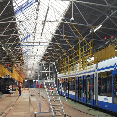 Upgrade of Traction Power GVB