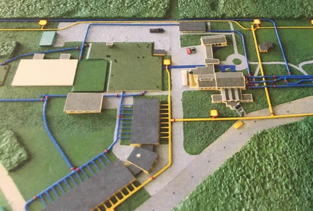 Digitizing Brabant Water, Netherlands