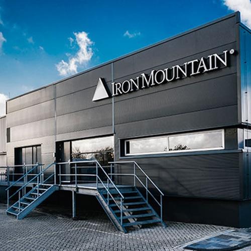 Iron Mountain Data Center Project